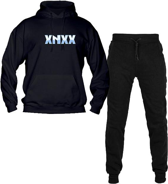 Social Crazy XNXX - Chándal completo para hombre, sudadera con ...