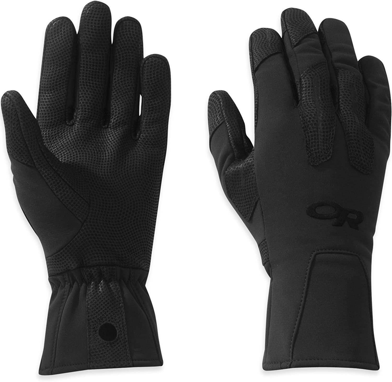 Outdoor Research Men/'s Paradigm Gloves Coyote Medium