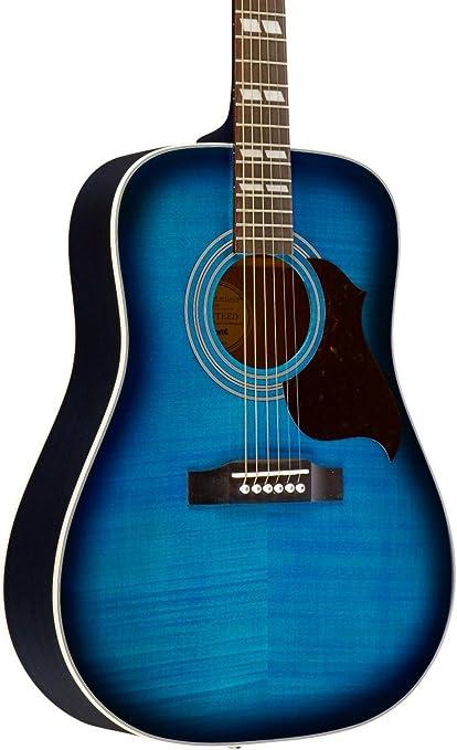 Epiphone eahrbbnh3 colibrí artista guitarra acústica: Amazon.es ...