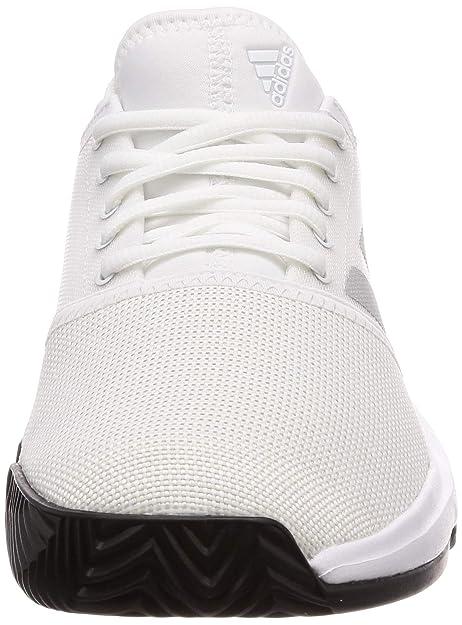 adidas GameCourt M, Zapatillas de Tenis para Hombre, Blanco (FTWR ...