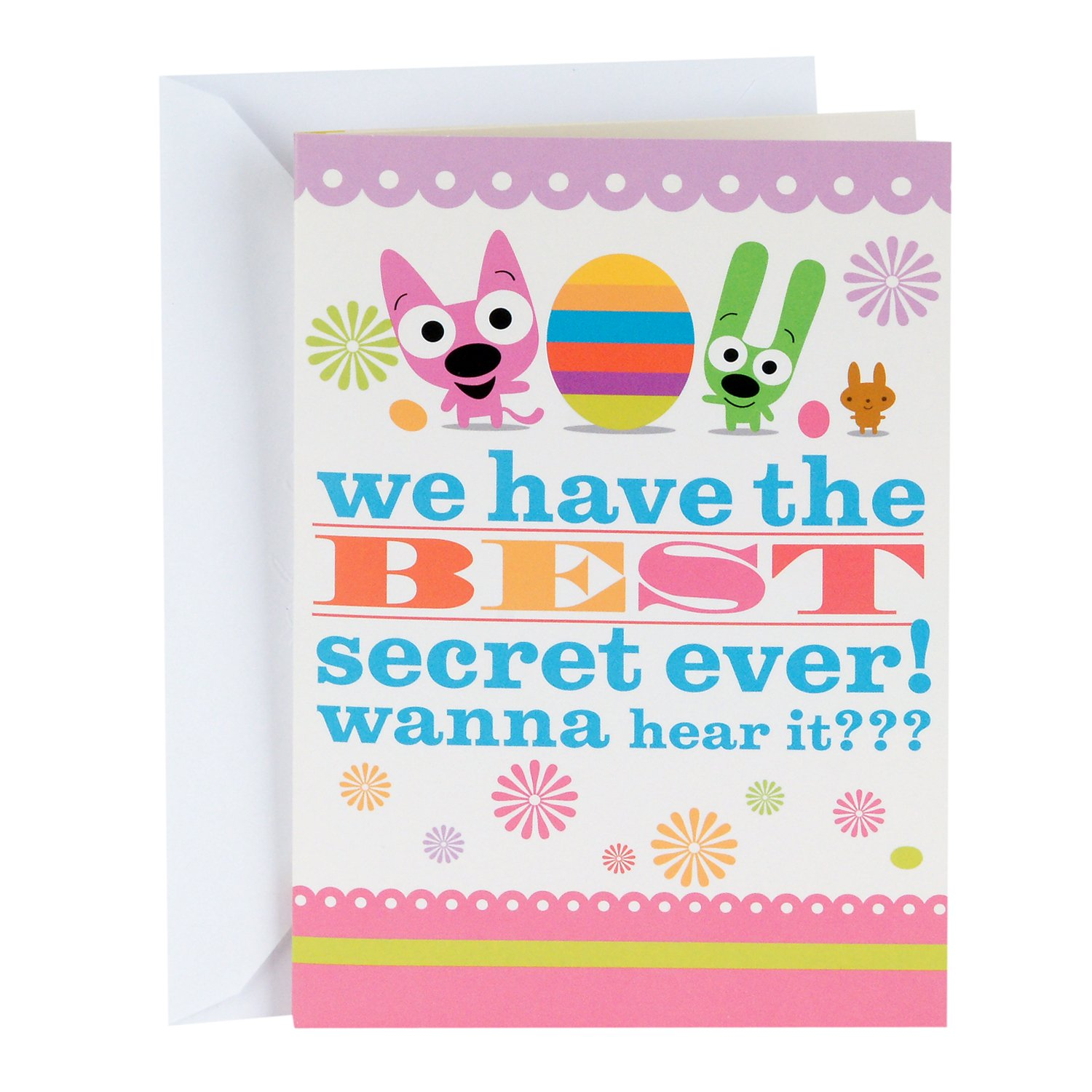 Amazon Hallmark Funny Easter Greeting Card With Sound For Kids