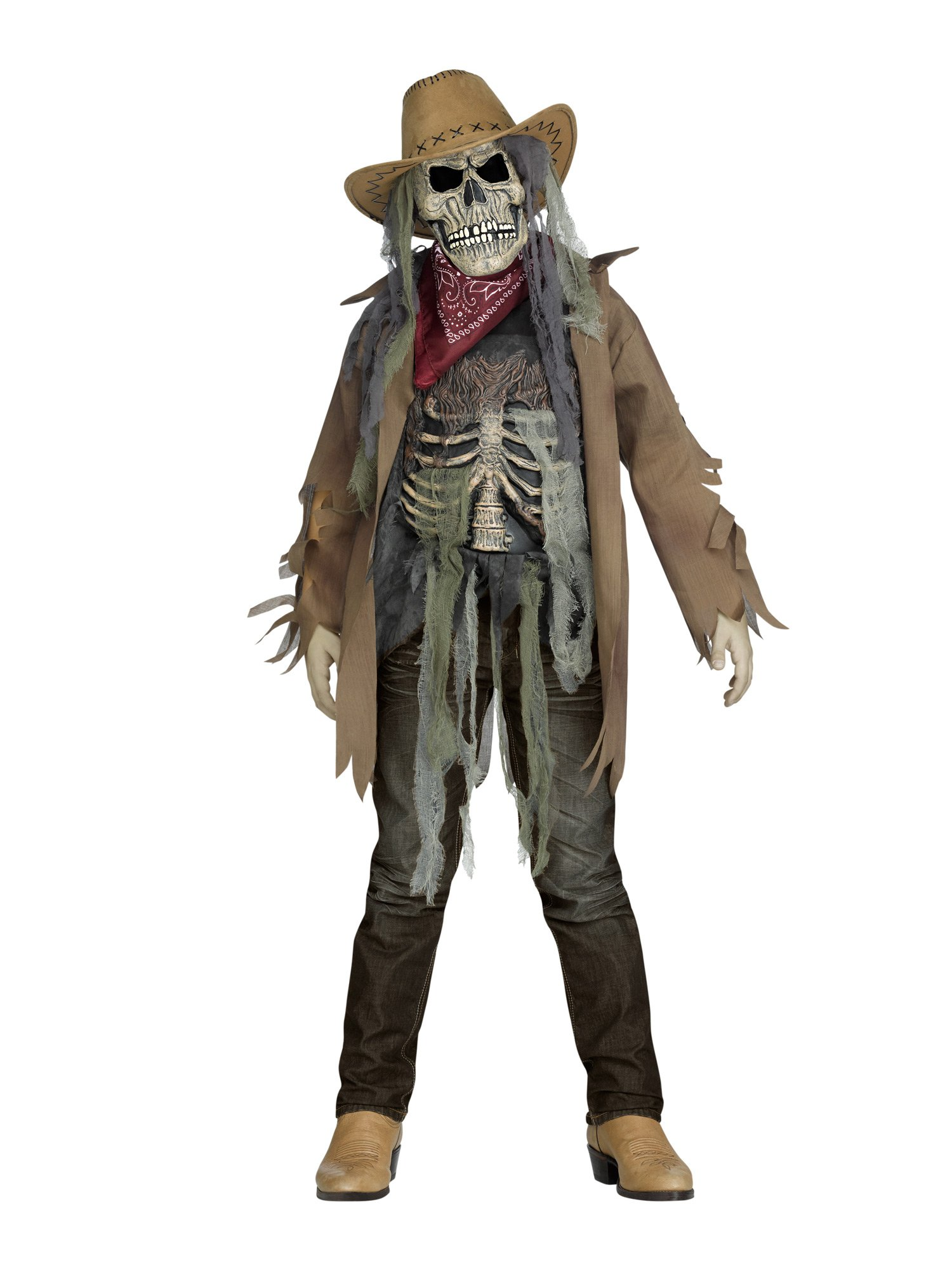 Wanted Dead or Alive Child Costume - Large by Fun World