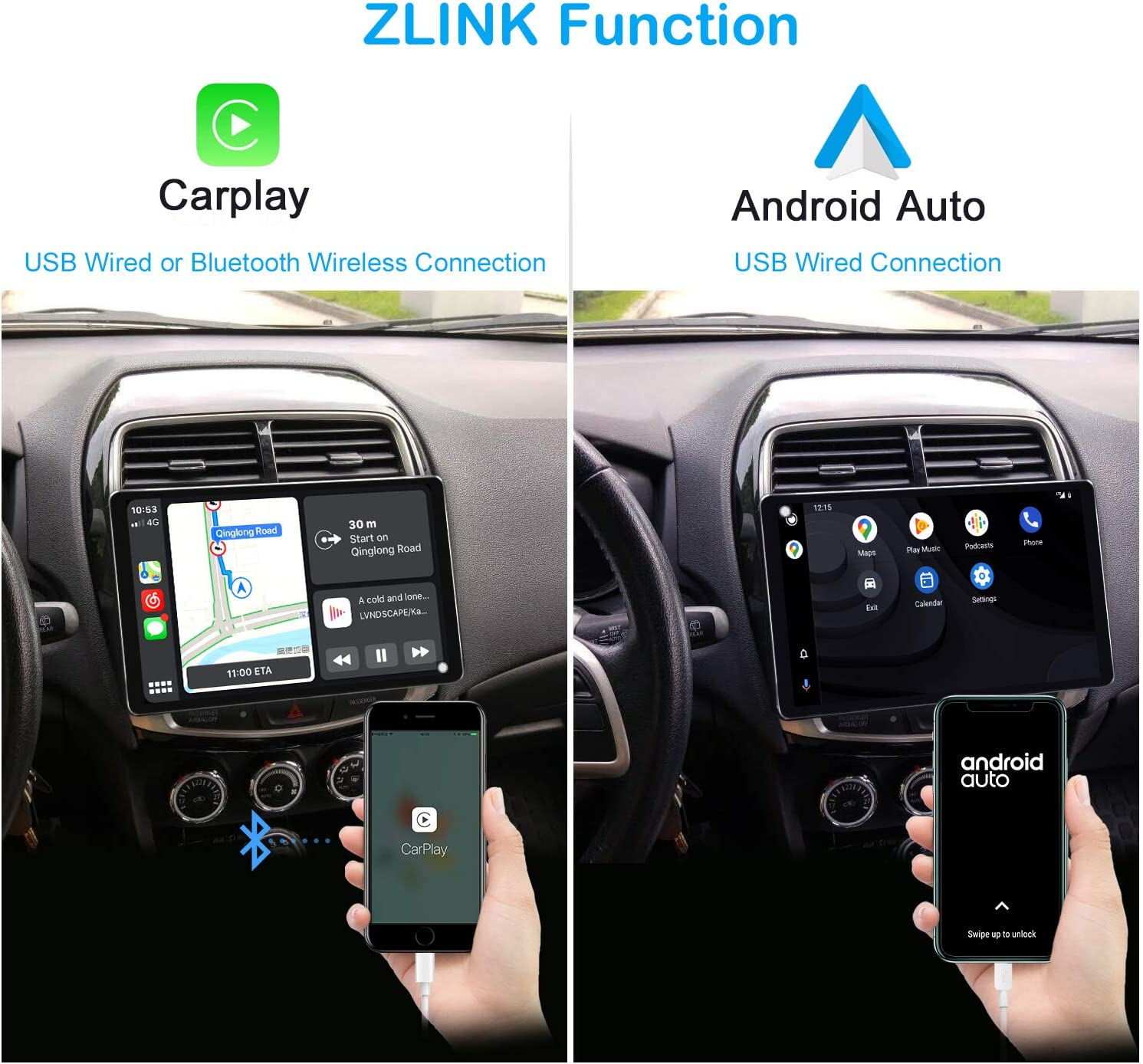 ghdonat.com Vehicle GPS GPS & Navigation JOYING 10.1 Inch Single ...