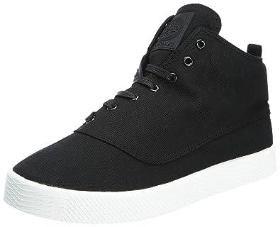 Chaussures Gourmet Baskets Pour Homme Noir Noir Et Nfn U6q1wg6
