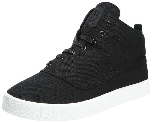 NFN Gourmet - Zapatillas para hombre negro negro, color negro, talla size: 45.5
