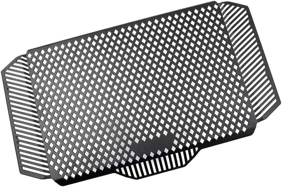 RONSHIN Auto pour Couvercle de Protection de Grille de Protection de Moteur en Acier Inoxydable pour Kawasaki Z900RS 17-18