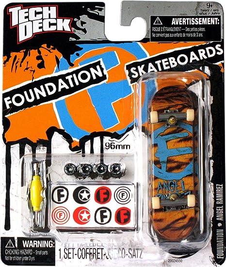 Tech Deck - 96mm Fingerboard - Foundation Skateboards