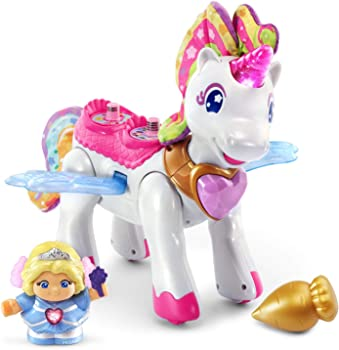 Vtech Smart Friend And Magical Twinkle Unicorn Toys
