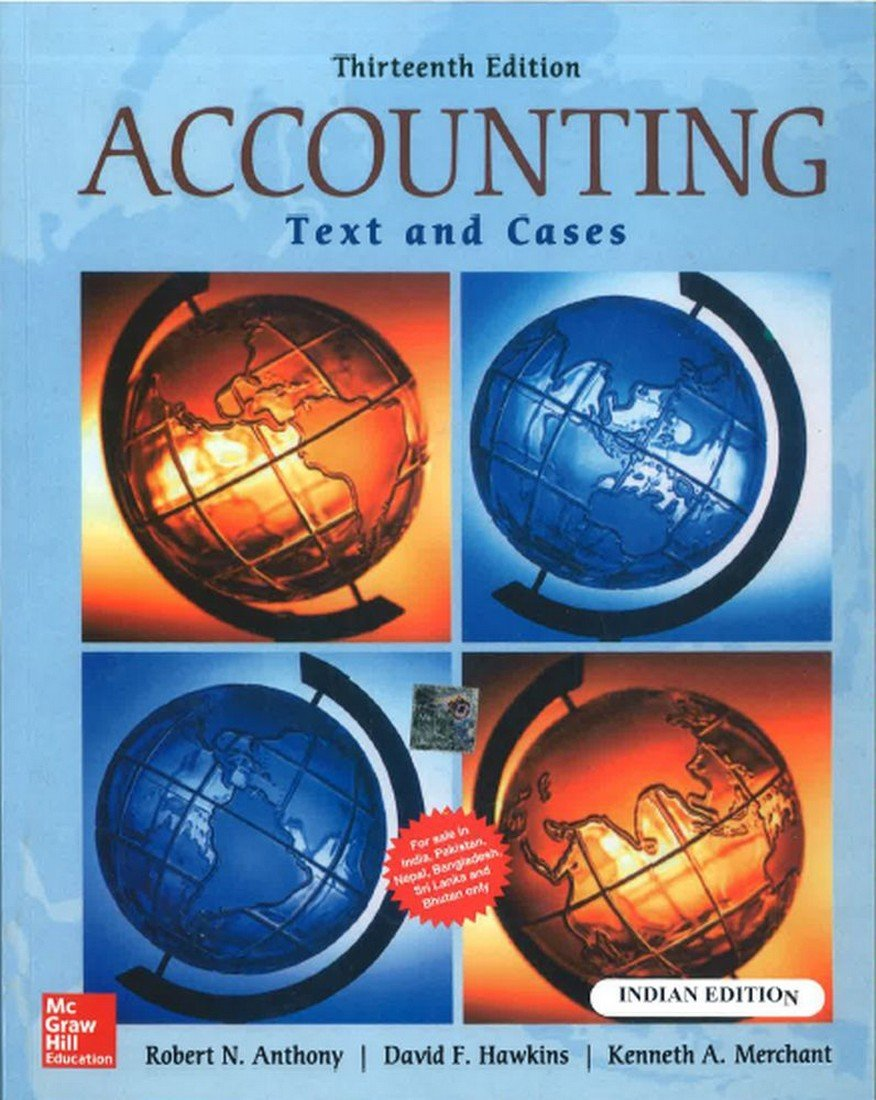 Accounting Text And Cases 13th Edition Pdf