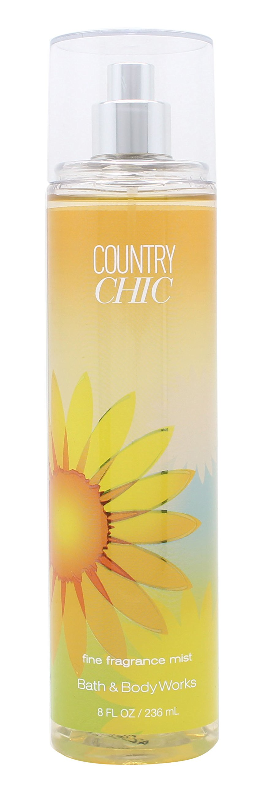 Bath and Body Works Country Chic Fine Fragrance Mist, 8.0 Fl Oz