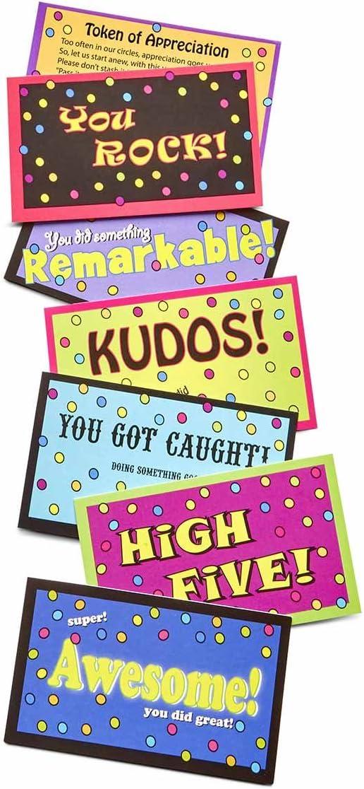 Kudos Card Set (70/Set)