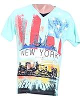 Herren T-shirt NEWYORK NEWYORK