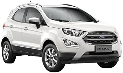 Ford Ecosport Titanium Plus At Petrol Diamond White Booking Only