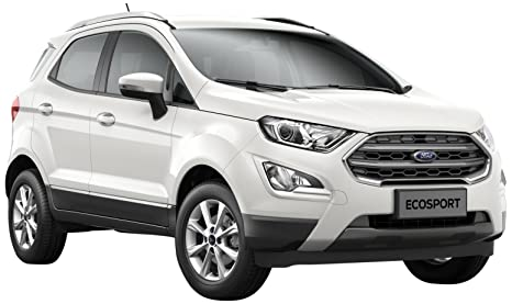 Ted - A Diamond White Ford EcoSport Diesel Titanium - Team-BHP |Ford Ecosport Titanium White