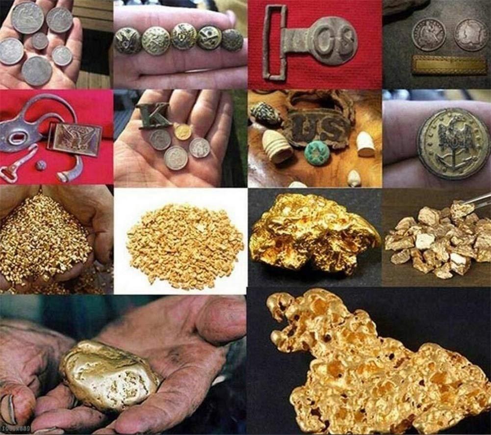 Cazador de tesoros Multiplicador de profundidad de caza de detector de metales GTI 2500 para el tesoro de Garrett Precisión: Amazon.es: Bricolaje y ...
