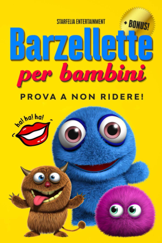 Barzellette per Bambini: Prova a Non Ridere!