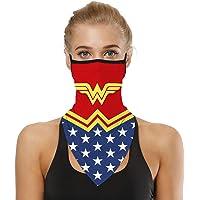 SRVOKOX Neck Gaiter Face Mask Covering Bandanas for Men Women Summer UV Face Scarf Mask Cover Facemask Balaclava…