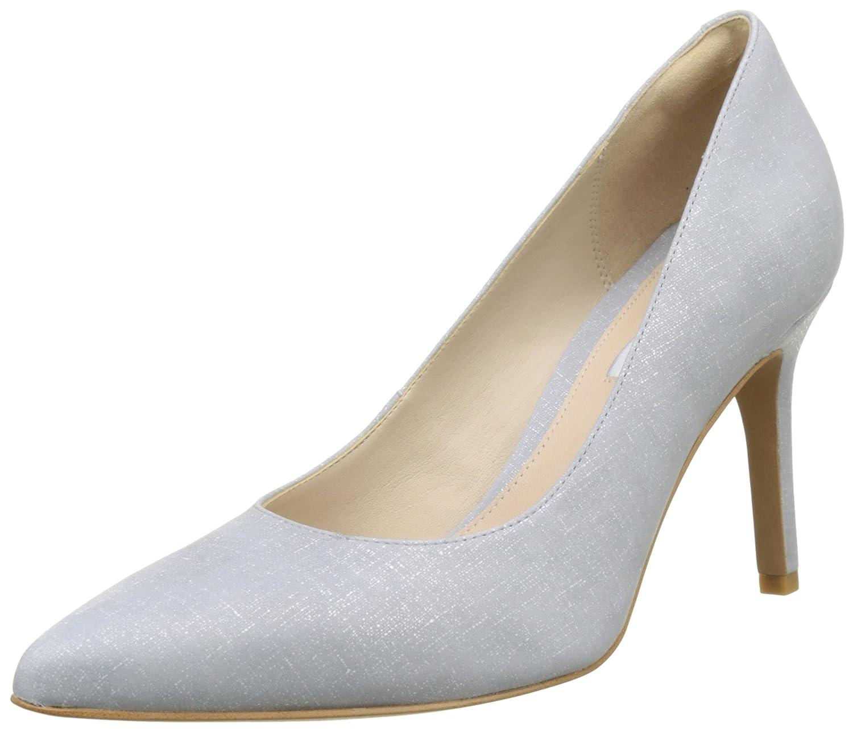 gris (gris bleu) Clarks Dinah Keer, Escarpins Femme
