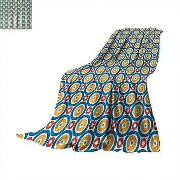 Amazon.com: Anhuthree - Manta para niños con diseño de ...