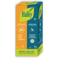 HALLEY Pack Repelente Insectos 150 ml + Picbalsam