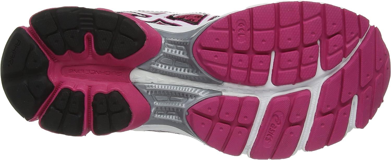 ASICS Gel-Pulse 6, Zapatillas de Running para Mujer, Rosa (Hot Pink/White/Onyx), 37.5 EU: Amazon.es: Zapatos y complementos