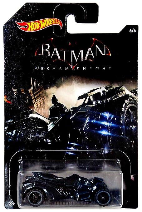 43b3d73579df0 Hot Wheels, 2015 Batman, Batman: Arkham Knight Video Game Batmobile  Exclusive Die-Cast Vehicle #6/6