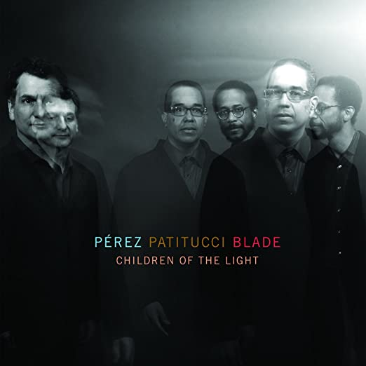 Perez Patitucci Blade - Children of the Light cover