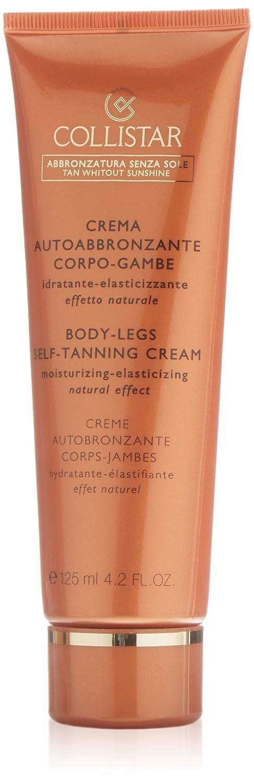 Crema autoabbronzante corpo-gambe di Collistar, Autoabbronzante Donna - Tubetto 125 ml. Collistar Italy 924 COL26112_-125