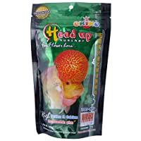 Lovely Buy ' 100 gm Original OKIKO Head UP HUNCHER for Flower Horn Fish Food ' by PS TRADER