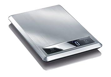 Severin 3669 - Báscula de Cocina Pantalla LCD Graduación a 1 gr.