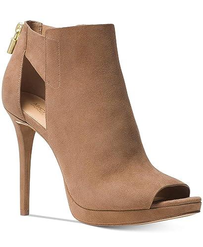 82c39cce35c Michael Michael Kors Mira Womens Boots Light Khaki 7.5 US   5.5 UK ...