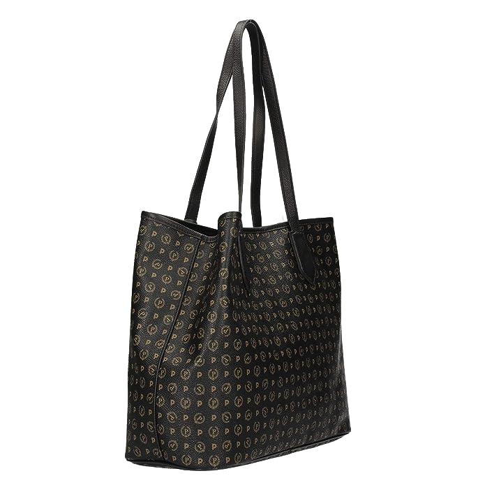 Te8427pp06 Femme Et Shopper Sacs Noir TuChaussures Pollini cqA4L35Rj