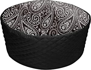 "Slow Cooker Cover,Mandala Printing Instant Pot Pressure Cooker Dustproof Cloth Cover, 100% Satisfaction Guarantee,Pot Cookers Wallet Holds Appliances Up To 16""D And 11""H"