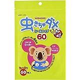 日本进口和光堂驱蚊贴婴儿儿童孕妇天然无毒防蚊贴宝宝成人60枚