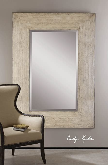 Fine Oversized Rustic Wood Wall Mirror Full Length Cottage Home Interior And Landscaping Ologienasavecom