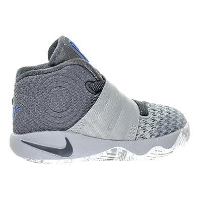 Nike Kyrie 2 (TD) Toddler's Shoes Wolf Grey/Dark Grey/Blue/