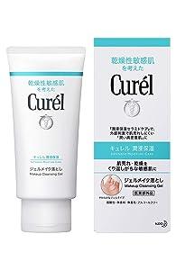 Curel Kao Makeup Cleansing Gel, 130 Gram