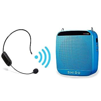 WinBridge S613 2,4 G inalámbrico Digital amplificador de la voz con fuente de alimentación