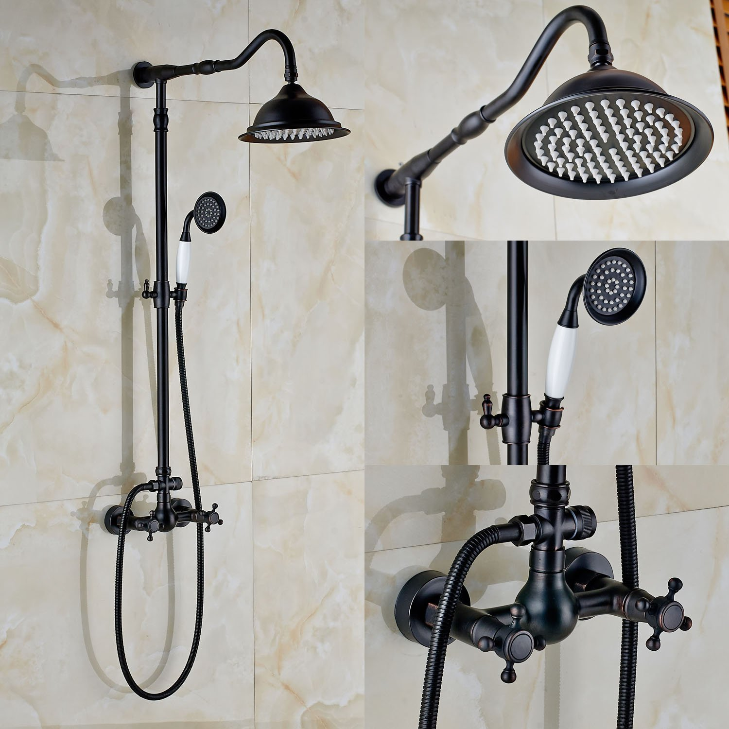 lg furniture htm dual shower head and fixed croydex hose with taps qs adapter rain arm traditional bathroom set