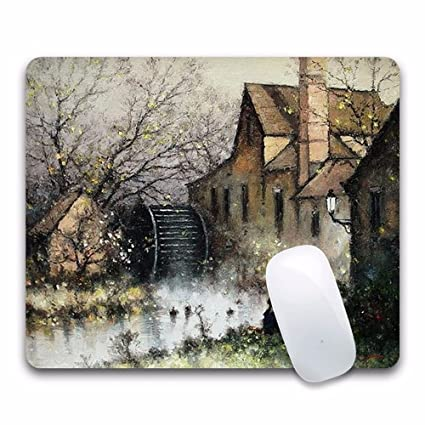 052b086849c38 Amazon.com: FYERBU Artistic Fashion Mouse Pad Customized Super Large ...