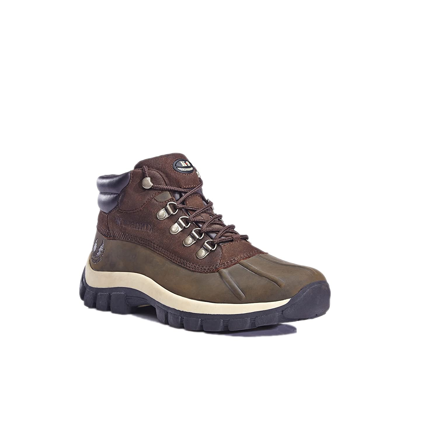 KINGSHOW - Mens M1280 Waterproof Rubber Sole Winter Snow KS-0705