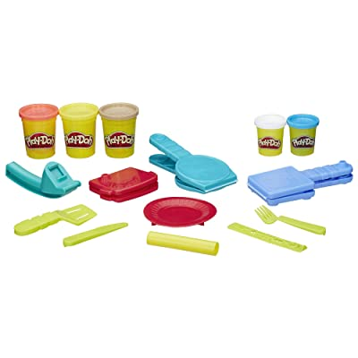 Play-Doh Breakfast Time Toy: Toys & Games