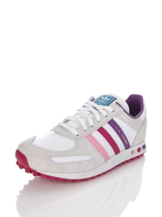 Adidas Trainers Kids La Trainer K Legink 13 C UK: Amazon.co.uk: Shoes & Bags