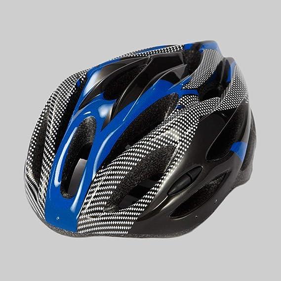 Dailyinshop V/élo Cycliste Casque de Protection int/égr/é de Moulage Sports de Plein air /Équipement ext/érieur Shell avec Mousse Absorbant Les Chocs