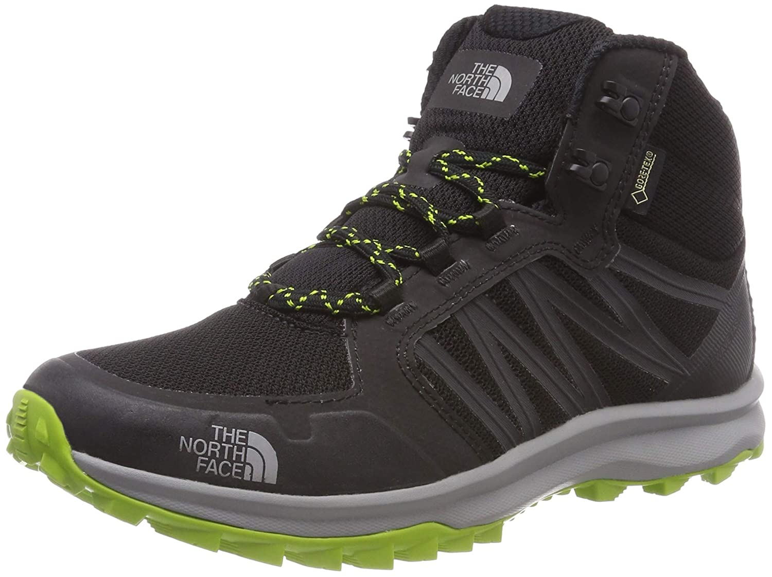 The North Face Litewave Fastpack Mid Gore-Tex, Botas de Senderismo para Hombre