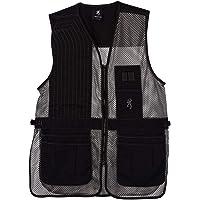 Browning Mens Vest 3050269903, Black/Gray, Large