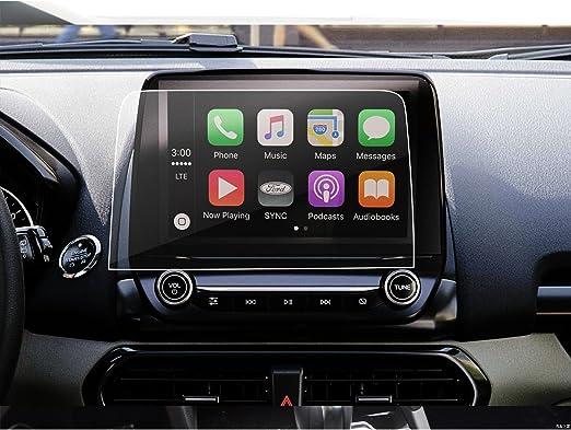 Lfotpp Ford Ecosport 8 Zoll Navigation Schutzfolie 9h Elektronik