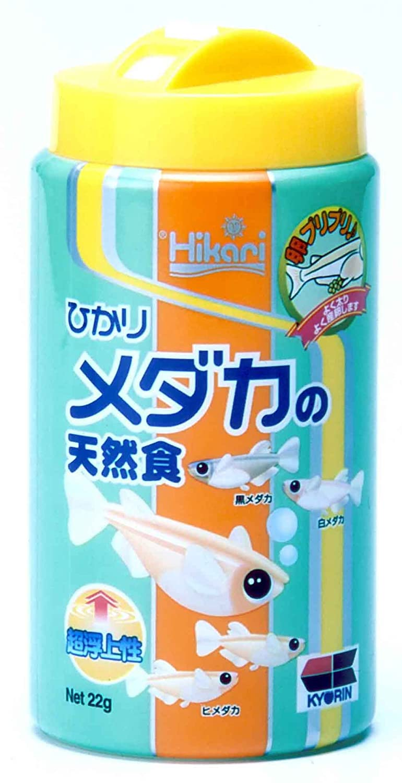 Hikari(ひかり) ひかりメダカの天然食 22g