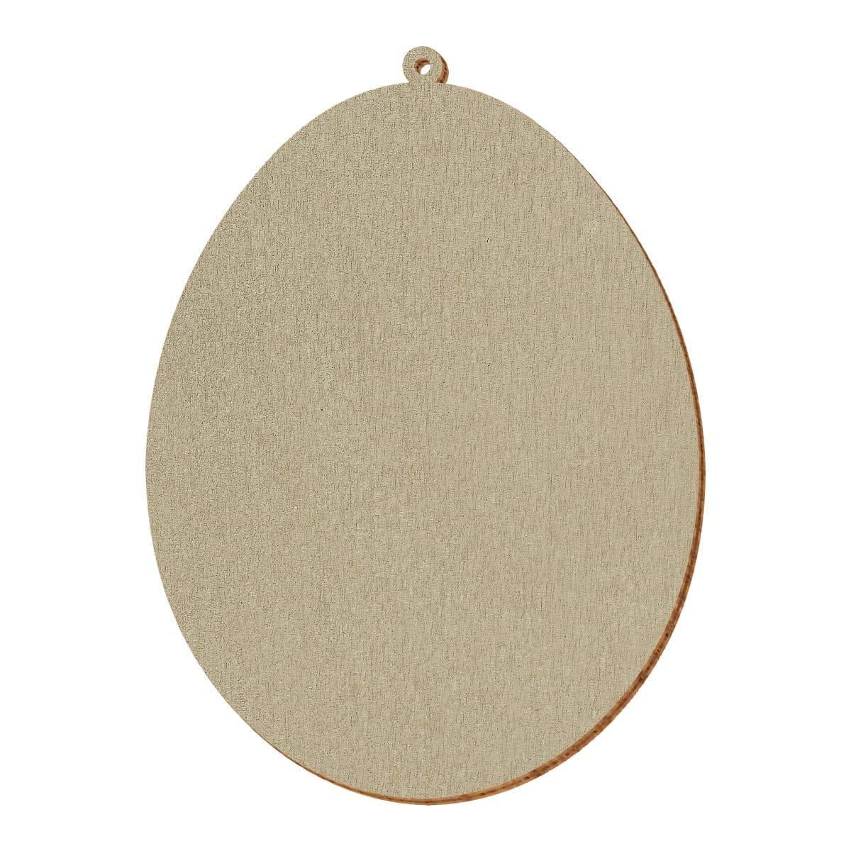 Bronzene Holz Ostereier - 2-10cm Baum- Strauchbehang, Pack Pack Pack mit 50 Stück, Größe 8cm B07NDTMCZC | Einfach zu spielen, freies Leben  6dd693
