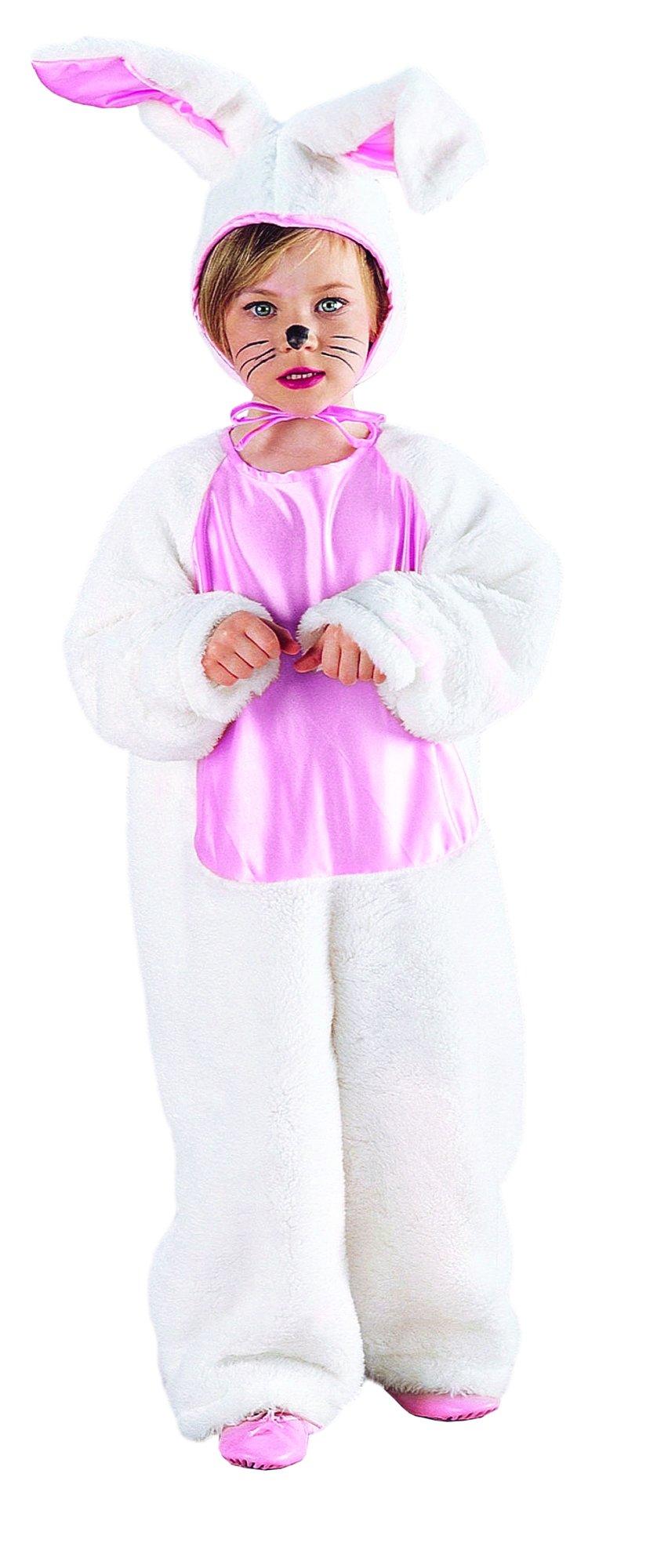 Charades Plush Bunny Costume, X-Small